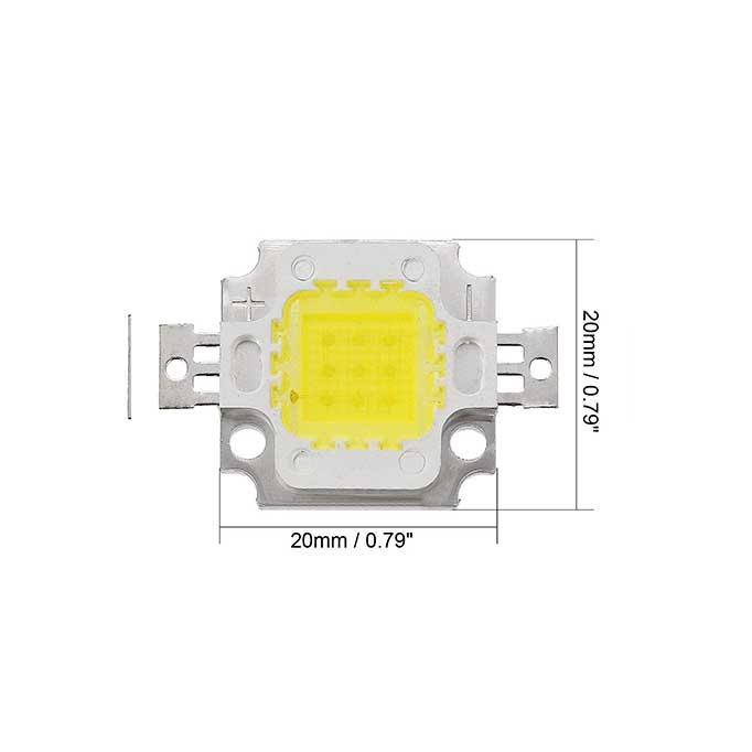 COB LED 10W Chip