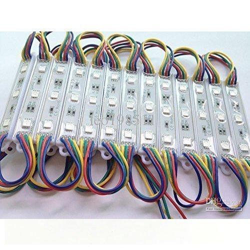 rgb led module strip