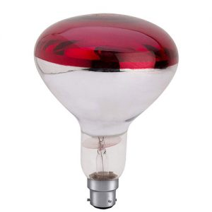 infrared lamp for pain