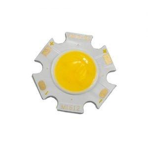 6W 20mm Star COB LED Chip
